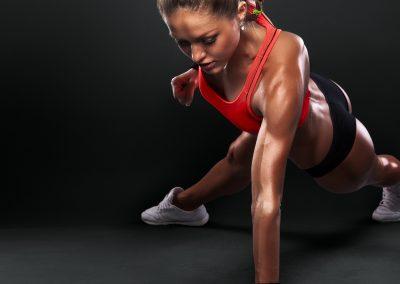 Ako dosiahnuť postavu fitnessky?